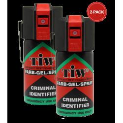 Zelfverdedigingsspray 2-pack