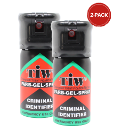 TIW Hoernecke - Pepperspray Alternatief - Criminal Identifier...