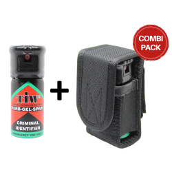copy of Self-defense spray with matching holster